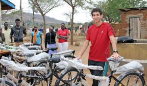 Delivering Bikes